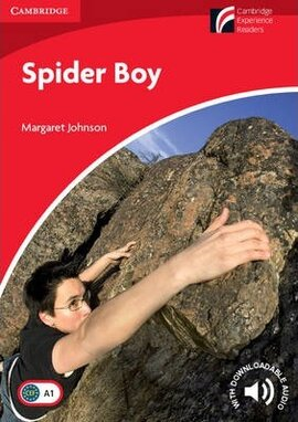 CDR 1. Spider Boy (with Downloadable Audio) - фото книги