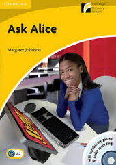 CDR 2. Ask Alice (with CD-ROM/Audio CD) - фото обкладинки книги