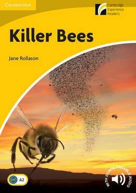 CDR 2. Killer Bees (with Downloadable Audio) - фото книги