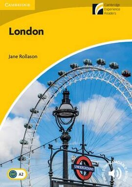 CDR 2. London (with Downloadable Audio) - фото книги