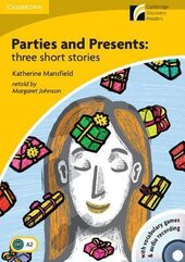 CDR 2. Parties and Presents. Three Short Stories (with CD-ROM/Audio CD) - фото обкладинки книги