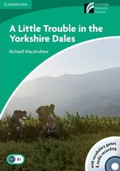 CDR 3. A Little Trouble in the Yorkshire Dales (with CD-ROM/Audio CD) - фото обкладинки книги