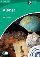 CDR 3. Alone! (with CD-ROM/Audio CD) - фото обкладинки книги