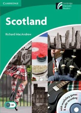 CDR 3. Scotland (with CD-ROM/Audio CD) - фото книги