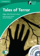 CDR 3. Tales of Terror (with CD-ROM/Audio CD) - фото обкладинки книги