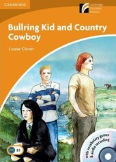 CDR 4. Bullring Kid and Country Cowboy (with CD-ROM and Audio CD Pack) - фото обкладинки книги