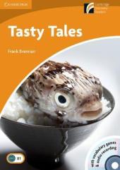 CDR 4. Tasty Tales (with CD-ROM and Audio CDs) - фото обкладинки книги