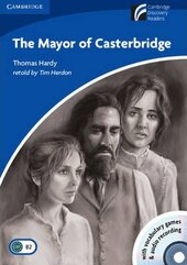 CDR 5. The Mayor of Casterbridge (with CD-ROM/Audio CD pack) - фото обкладинки книги