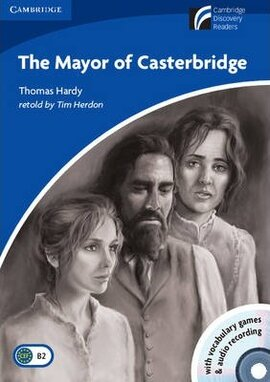 CDR 5. The Mayor of Casterbridge (with CD-ROM/Audio CD pack) - фото книги