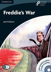 CDR 6. Freddie's War (Book with CD-ROM and Audio CDs) - фото обкладинки книги