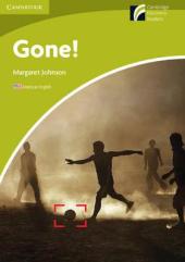 CDR Starter. Gone! (American English) - фото обкладинки книги
