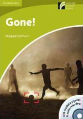 CDR Starter. Gone! (with CD-ROM/Audio CD) - фото обкладинки книги