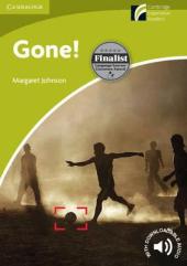 CDR Starter. Gone! (with Downloadable Audio) - фото обкладинки книги