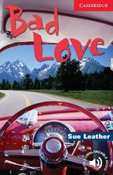 CER 1. Bad Love (with Downloadable Audio). American English - фото обкладинки книги