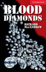 CER 1. Blood Diamonds (with Audio CD Pack) - фото обкладинки книги
