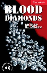 CER 1. Blood Diamonds (with Downloadable Audio) - фото обкладинки книги