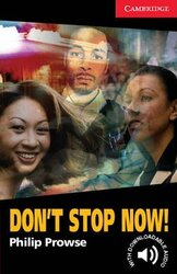 CER 1. Don't Stop Now! (with Downloadable Audio) - фото обкладинки книги