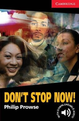 CER 1. Don't Stop Now! (with Downloadable Audio) - фото книги