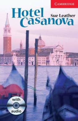 CER 1. Hotel Casanova (with Audio CD Pack) - фото книги
