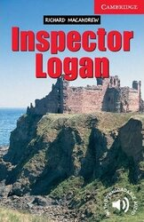 CER 1. Inspector Logan (with Downloadable Audio) - фото обкладинки книги