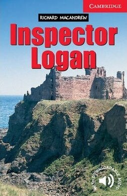 CER 1. Inspector Logan (with Downloadable Audio) - фото книги