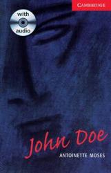 CER 1. John Doe (with Audio CD Pack) - фото обкладинки книги
