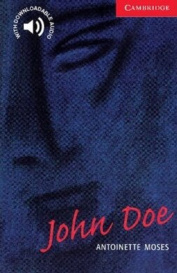 CER 1. John Doe (with Downloadable Audio) - фото книги