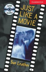 CER 1. Just Like a Movie (with Audio CD Pack) - фото обкладинки книги