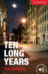 CER 1. Ten Long Years (with Downloadable Audio) - фото обкладинки книги