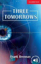 CER 1. Three Tomorrows (with Downloadable Audio) - фото обкладинки книги