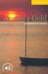 CER 2. Apollo's Gold (with Downloadable Audio) - фото обкладинки книги