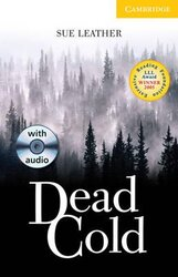 CER 2. Dead Cold (with Audio CD Pack) - фото обкладинки книги