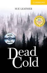 CER 2. Dead Cold (with Audio CD Pack) - фото обкладинки книги