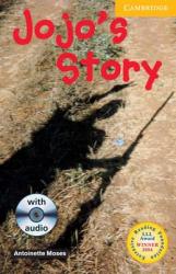 CER 2. Jojo's Story (with Audio CD Pack) - фото обкладинки книги