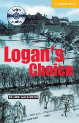 CER 2. Logan's Choice (with Audio CD Pack) - фото обкладинки книги