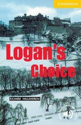CER 2. Logan's Choice (with Downloadable Audio) - фото обкладинки книги