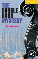 CER 2. The Double Bass Mystery (with Downloadable Audio) - фото обкладинки книги