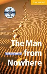 CER 2. The Man from Nowhere (with Audio CD Pack) - фото обкладинки книги