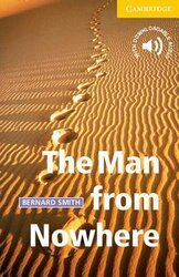CER 2. The Man from Nowhere (with Downloadable Audio) - фото обкладинки книги