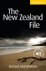 CER 2. The New Zealand File (with Downloadable Audio) - фото обкладинки книги
