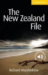CER 2. The New Zealand File (with Downloadable Audio) - фото обкладинки книги