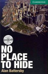 CER 3. No Place to Hide (with Audio CD Pack) - фото обкладинки книги