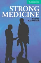 CER 3. Strong Medicine (with Audio CD Pack) - фото обкладинки книги