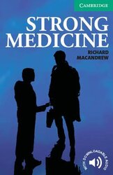 CER 3. Strong Medicine (with Downloadable Audio) - фото обкладинки книги