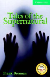 CER 3. Tales of the Supernatural (with Audio CD Pack) - фото обкладинки книги