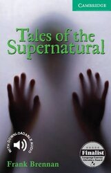 CER 3. Tales of the Supernatural (with Downloadable Audio) - фото обкладинки книги