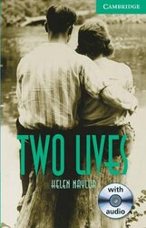 CER 3. Two Lives (with Audio CD Pack) - фото обкладинки книги