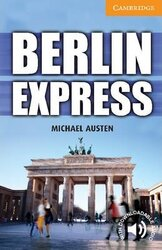 CER 4. Berlin Express (with Downloadable Audio) - фото обкладинки книги