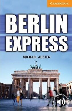 CER 4. Berlin Express (with Downloadable Audio) - фото книги