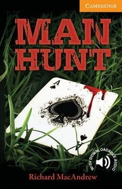 CER 4. Man Hunt (with Downloadable Audio) - фото книги